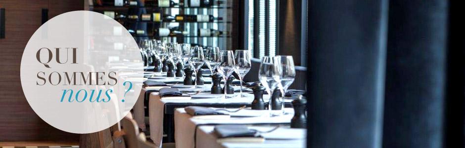 Restaurant de l'hôtel de Nell à Paris - Unique Experiences / Luxury Hotels Consulting